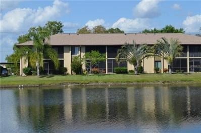 4016 Oakview Drive UNIT J10, Port Charlotte, FL 33980 - MLS#: C7400477