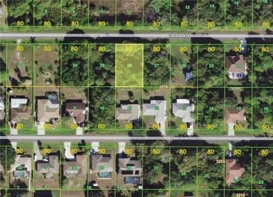 22459 Cezane Avenue, Port Charlotte, FL 33952 - MLS#: C7400581
