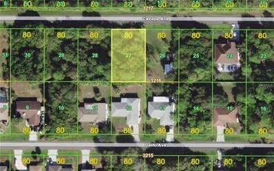 22467 Cezane Avenue, Port Charlotte, FL 33952 - MLS#: C7400592