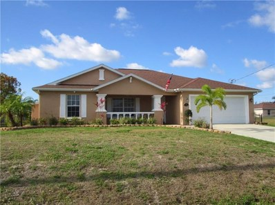 316 19TH Terrace, Cape Coral, FL 33909 - MLS#: C7400666