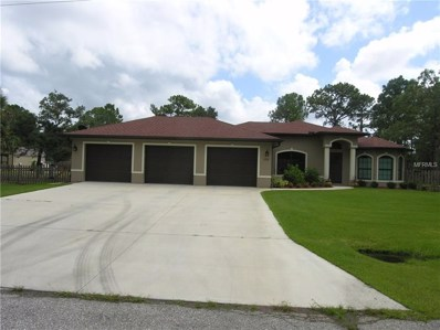 1296 Lace Terrace, Port Charlotte, FL 33953 - MLS#: C7400706