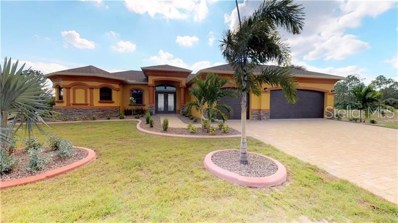 261 W Pine Valley Lane, Rotonda West, FL 33947 - MLS#: C7400894
