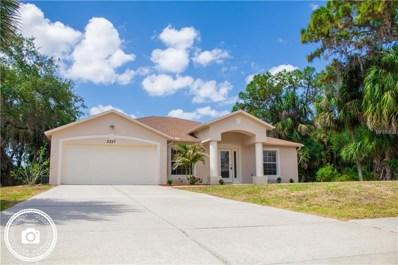 3357 Senlac Lane, North Port, FL 34286 - MLS#: C7400898