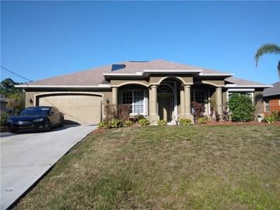 2374 Bennett Lane, North Port, FL 34288 - MLS#: C7400917