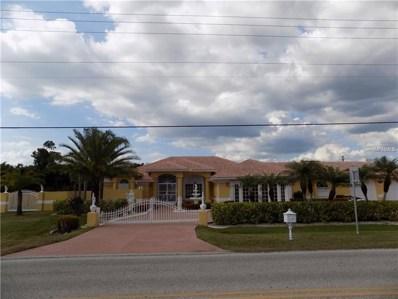 23288 Peachland Boulevard, Port Charlotte, FL 33954 - MLS#: C7401168