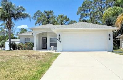4503 Sapulpa Street, North Port, FL 34286 - MLS#: C7401190