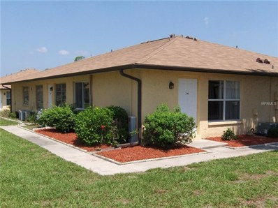 21150 Gertrude Avenue UNIT I-4, Port Charlotte, FL 33952 - MLS#: C7401377