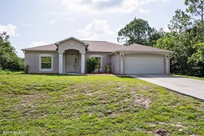 3965 Hadden Terrace, North Port, FL 34287 - MLS#: C7401439