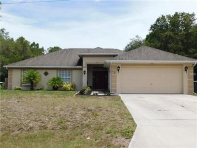 2770 Badger Lane, North Port, FL 34286 - MLS#: C7401453