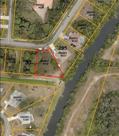Radcliff Avenue, North Port, FL 34287 - MLS#: C7401459