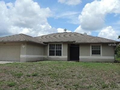 18388 Robinson Avenue, Port Charlotte, FL 33948 - MLS#: C7401526