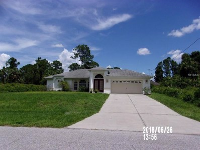 2740 Begonia Terrace, North Port, FL 34286 - MLS#: C7401718