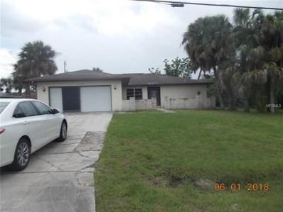 18105 Edgewater Drive, Port Charlotte, FL 33948 - MLS#: C7401974