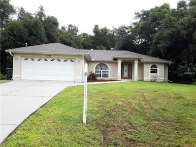 5283 Balmor Terrace, North Port, FL 34288 - MLS#: C7402007