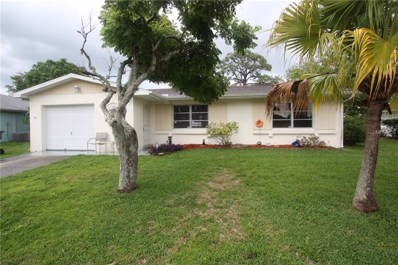 6290 Coniston Terrace, North Port, FL 34287 - MLS#: C7402153