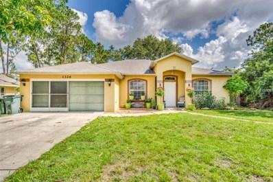 1326 Geranium Avenue, North Port, FL 34288 - #: C7402177