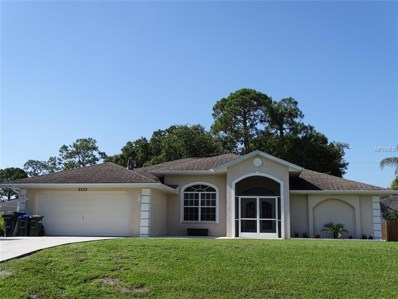 2625 Tusket Avenue, North Port, FL 34286 - MLS#: C7402214