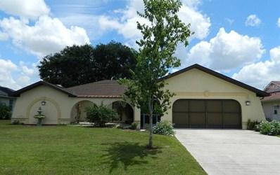 470 Strasburg Drive, Port Charlotte, FL 33954 - MLS#: C7402341
