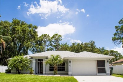 3807 Corvette Lane, North Port, FL 34287 - MLS#: C7402397