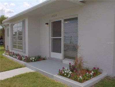 21522 Meehan Avenue, Port Charlotte, FL 33952 - MLS#: C7402447
