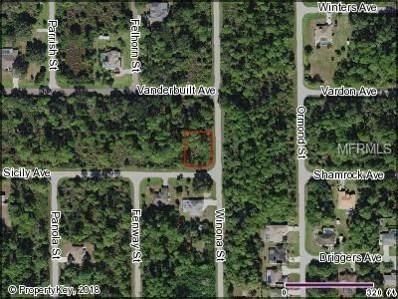 18116 Sicily Avenue, Port Charlotte, FL 33948 - MLS#: C7402492