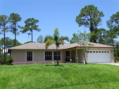 2615 De Garmo Street, North Port, FL 34291 - MLS#: C7402533