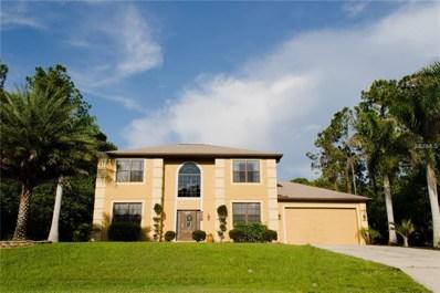 1822 Sadnet Lane, North Port, FL 34286 - MLS#: C7402571
