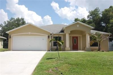 2768 Altoona Avenue, North Port, FL 34286 - MLS#: C7402585