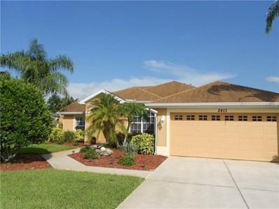 2413 Jasmine Way, North Port, FL 34287 - MLS#: C7402663