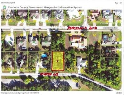 23430 Agatha Avenue, Port Charlotte, FL 33980 - MLS#: C7402697