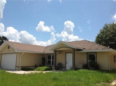6114 Amish Circle, North Port, FL 34288 - MLS#: C7402712