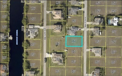 1224 NW 35TH Place, Cape Coral, FL 33993 - MLS#: C7403043