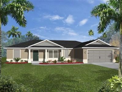 2844 Pandora Terrace, North Port, FL 34286 - MLS#: C7403138