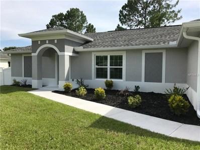 4143 Pomeroy Street, North Port, FL 34291 - MLS#: C7403141