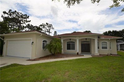 6217 Sheffield Lane, Englewood, FL 34224 - MLS#: C7403369