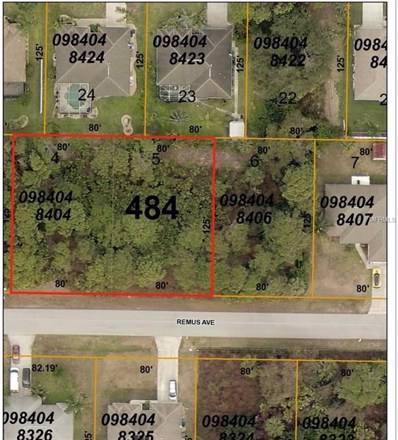 Remus Avenue, North Port, FL 34286 - MLS#: C7403371