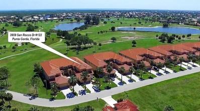 3959 San Rocco Drive UNIT 122, Punta Gorda, FL 33950 - MLS#: C7403407