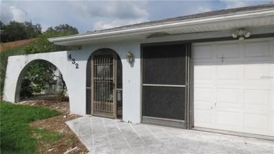 432 Kensington Street, Port Charlotte, FL 33954 - MLS#: C7403454