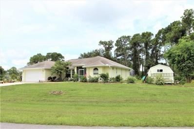 4846 Weatherton Street, North Port, FL 34288 - MLS#: C7403500