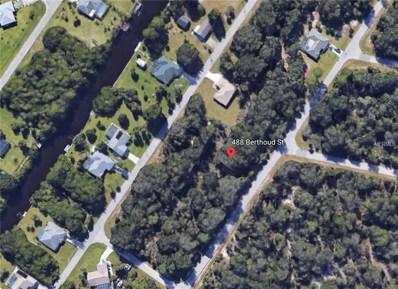488 Berthoud Street, Port Charlotte, FL 33953 - MLS#: C7403704
