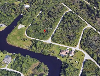 1315 Braklet Terrace, Port Charlotte, FL 33953 - MLS#: C7403778