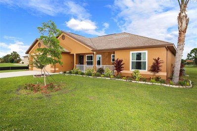 25496 Banff Lane, Punta Gorda, FL 33983 - MLS#: C7403781