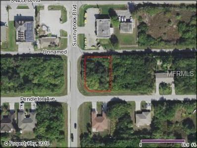 6962 Sunnybrook Boulevard, Englewood, FL 34224 - MLS#: C7403862