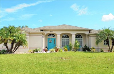 22466 Minerva Avenue, Port Charlotte, FL 33954 - MLS#: C7403880