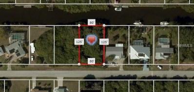 18554 Ayrshire Circle, Port Charlotte, FL 33948 - MLS#: C7404007