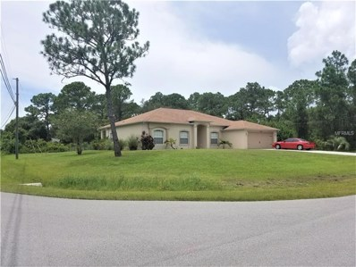 2723 Trianna Street, North Port, FL 34291 - MLS#: C7404021