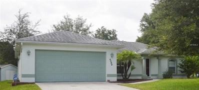 4084 Garbett Terrace, North Port, FL 34288 - MLS#: C7404047