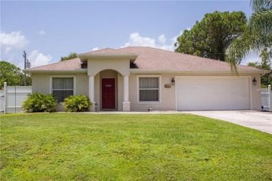 2125 Pecan Street, North Port, FL 34287 - MLS#: C7404383