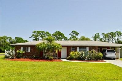 354 Orange Drive NW, Port Charlotte, FL 33952 - MLS#: C7404469