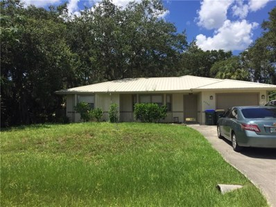 4555 Chaplin Terrace, North Port, FL 34286 - MLS#: C7404724